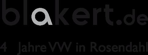 Autohaus Blakert VW in Rosendahl