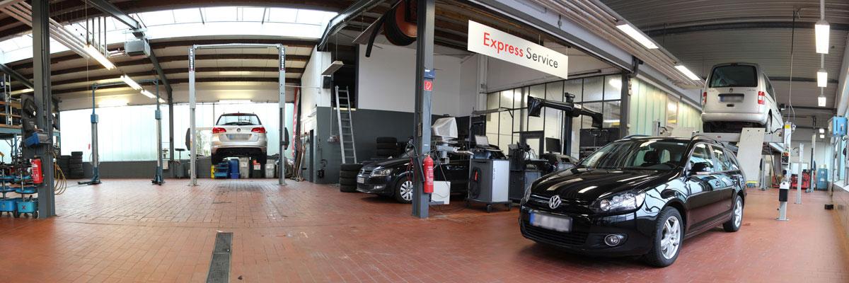 Werkstatt Express Service